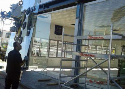 Acristalamientos Castilla - Talavera servicios-Servicios