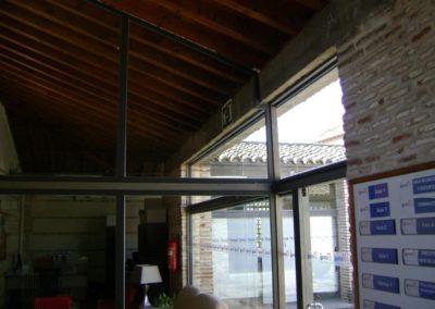 Acristalamientos Castilla Talavera, trabajos realizados
